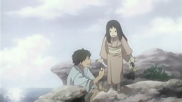 anime pilgrimage rtt mushishi episode 6